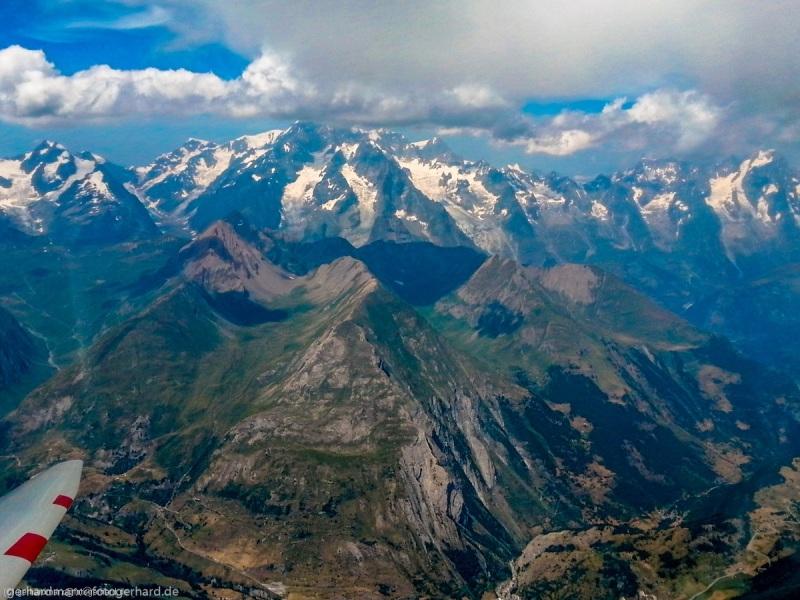 Aosta Tal, La Thuile, Mont Blanc