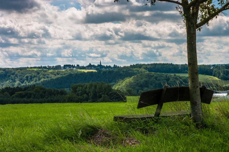 Bergisches Land bei Neuenkirchen Seelscheid