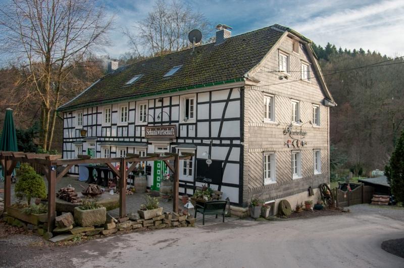 Eifgenbachtal, Rausmühle