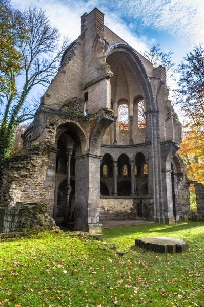 Klosterruine Heisterbach