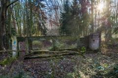 Worringer Bruch, An der Brombeergasse, ehemals Angelverein (?)