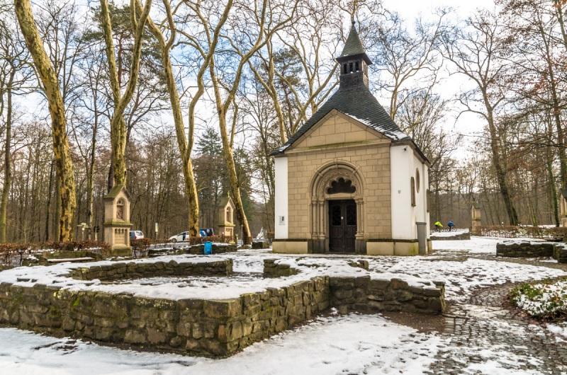 Waldkapelle Rheinbacher Wald
